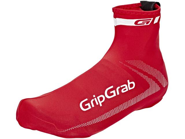 GripGrab RaceAero Overshoe Red